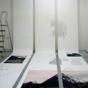 Petra Rahm | Sketches for somewhere else