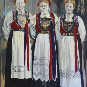 Ragnhild Ohma | Broken Flowers #2
