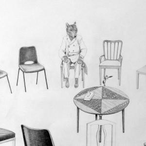 Susanna Kajermo Törner | The lone wolf support group