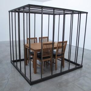 Malin Lennström-Örtwall | Untitled (family table)