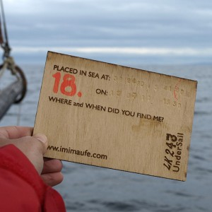 Imi Maufe | Sea postcards